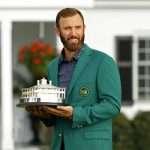 Dustin Johnson, ganador del Masters de Augusta 2020